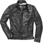 Black-Cafe London Brooklyn Jaqueta de cuir de motociclisme