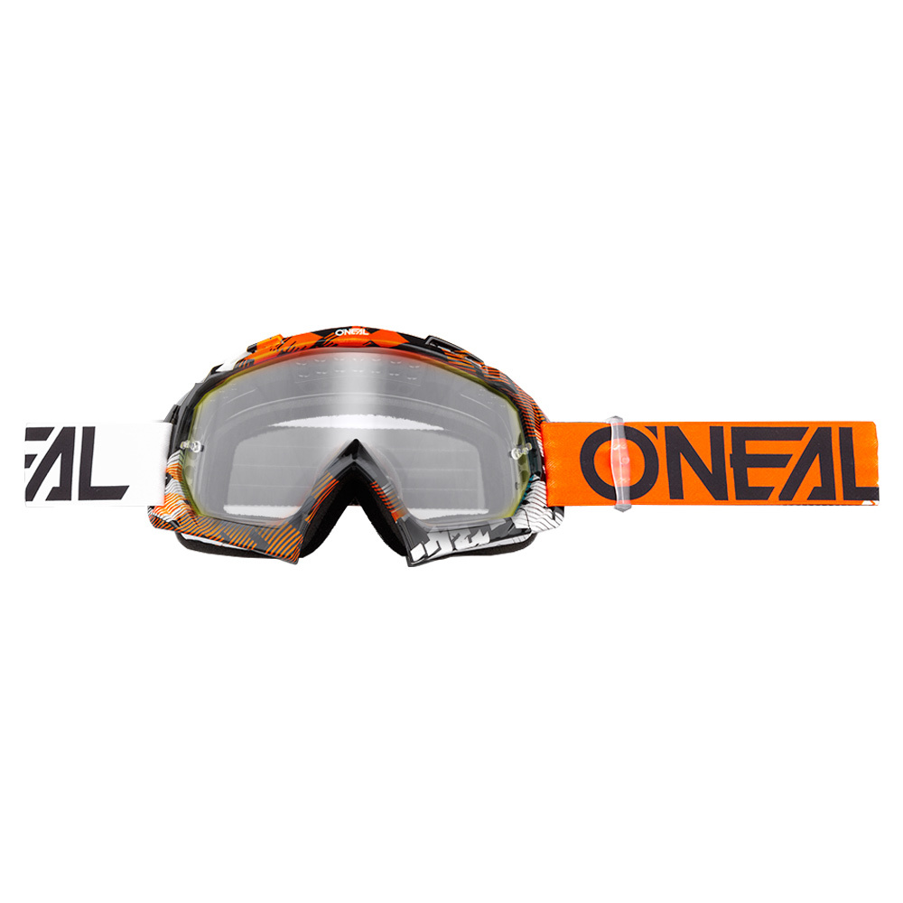 Oneal B-10 Pixel Motocross Brille 6024-302O