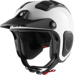 Shark ATV-Drak Blank Off-Road helm