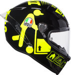 AGV Corsa R Iannone Winter Test 2017 Integralhelm