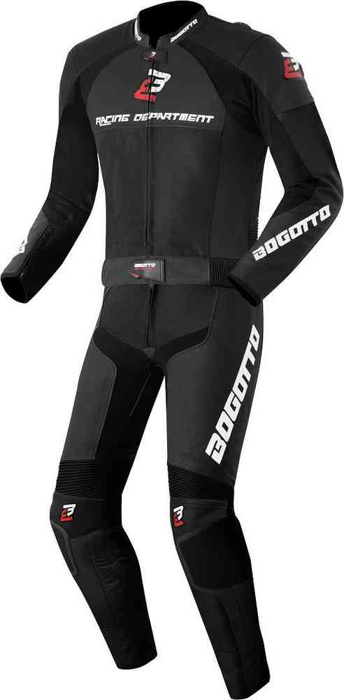 Bogotto Losail Two Piece Motorcycle Leather Suit