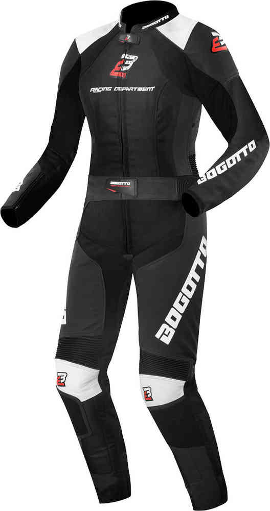 Bogotto Losail Two Piece Ladies Motorcycle Leather Suit