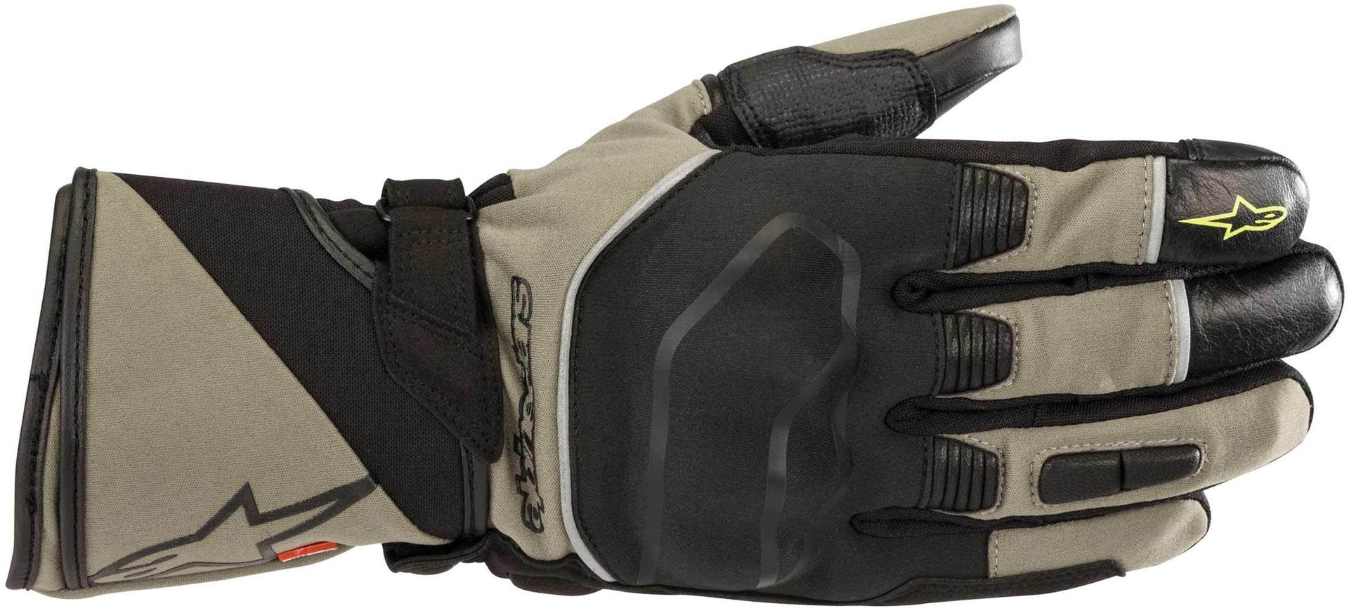 Alpinestars Andes Touring Outdry Handschuhe, schwarz-grün, Größe 3XL, schwarz-grün, Größe 3XL RC Modellbau