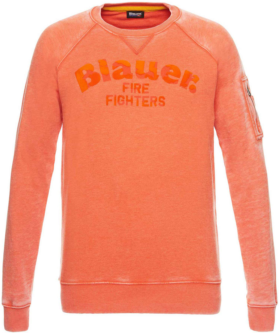 Blauer USA Fire Fighters Sweatshirt Orange S