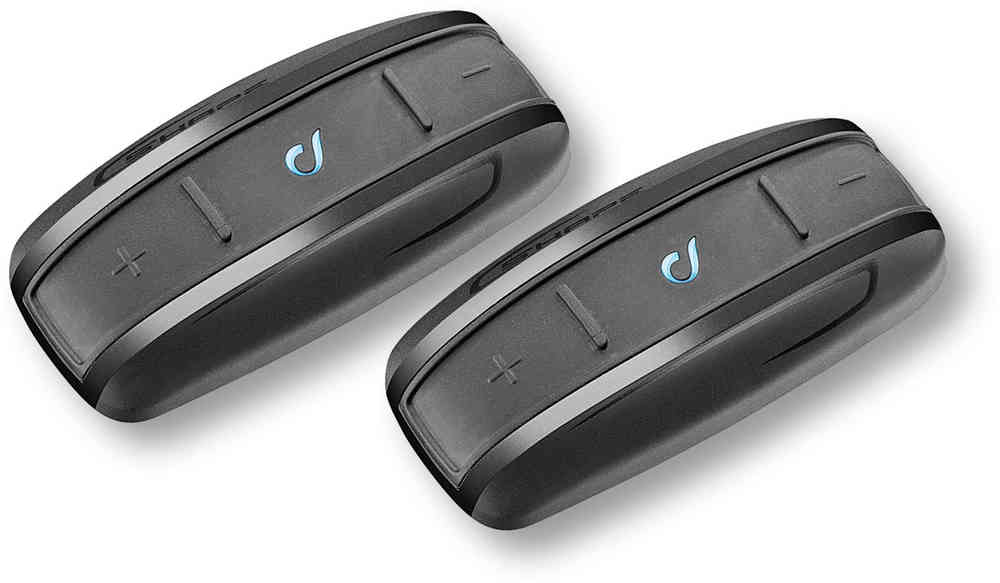 Interphone Shape Bluetooth Communication System Double Pack