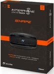 Interphone Shape Bluetooth-kommunikation System Double Pack
