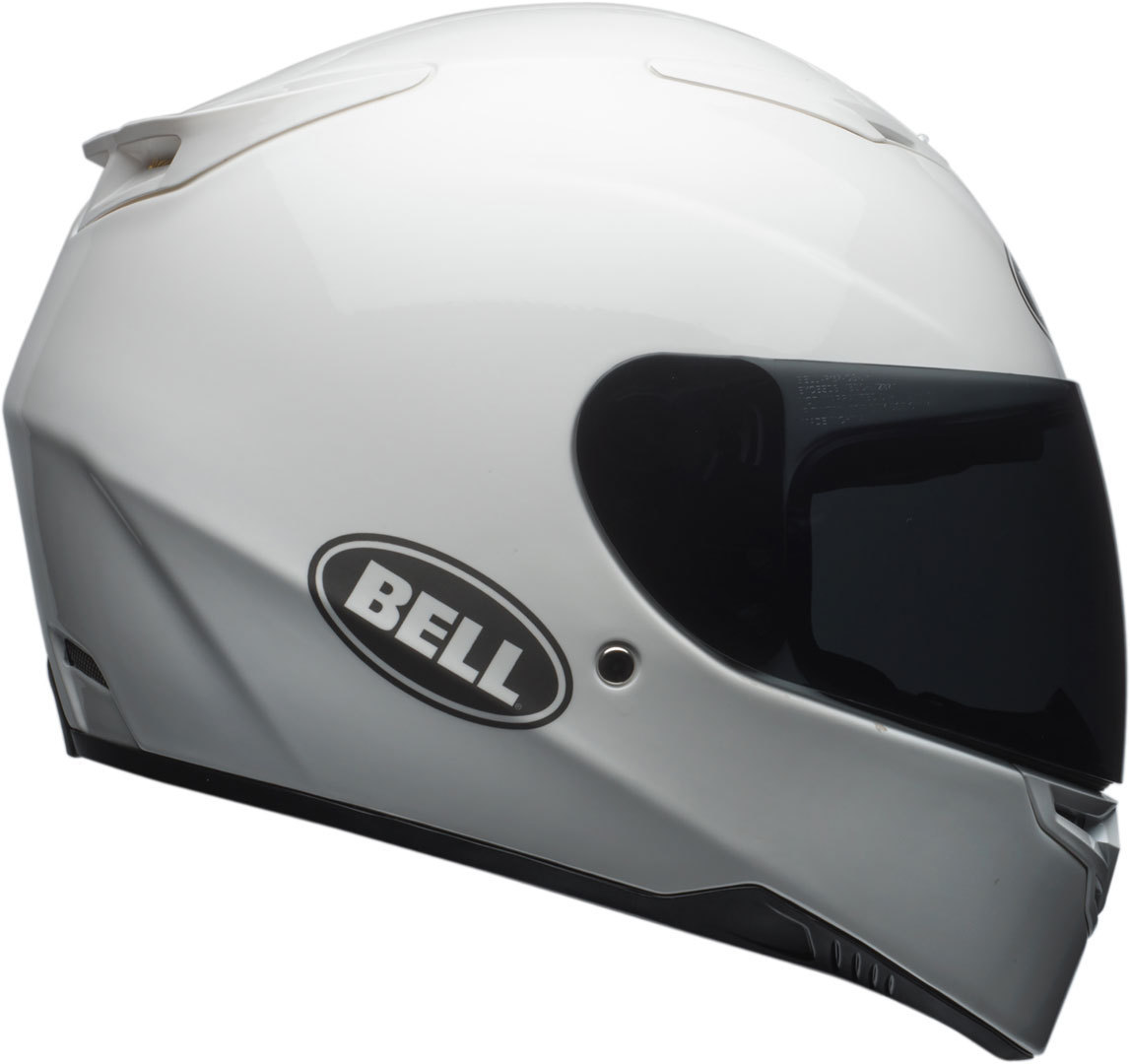 Bell RS2 Solid Integralhelm Weiss L