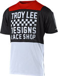 Troy Lee Designs Skyline Checker Youth Jersey