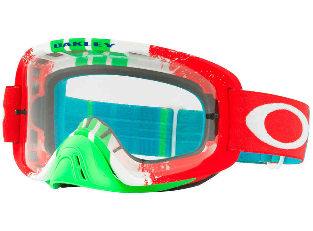Oakley O-Frame 2.0 PinnedRace MX Brille