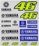 VR46 Yamaha Sticker