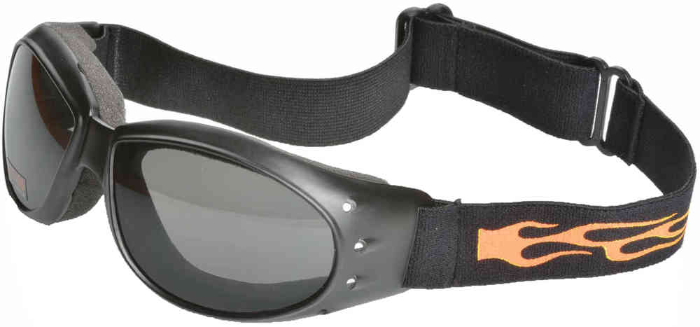 Global Vision Eliminator Flames Goggles