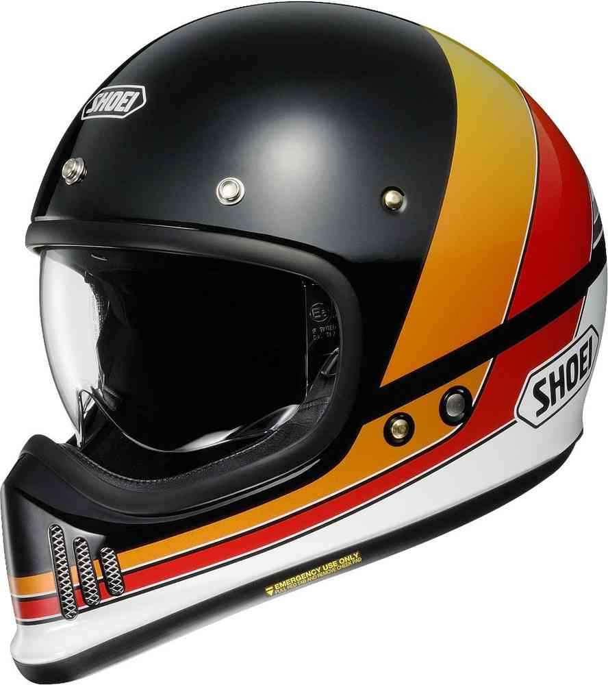 Shoei EX-Zero Equation Helm