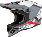 Oneal 8Series Blizzard Motocross Helm