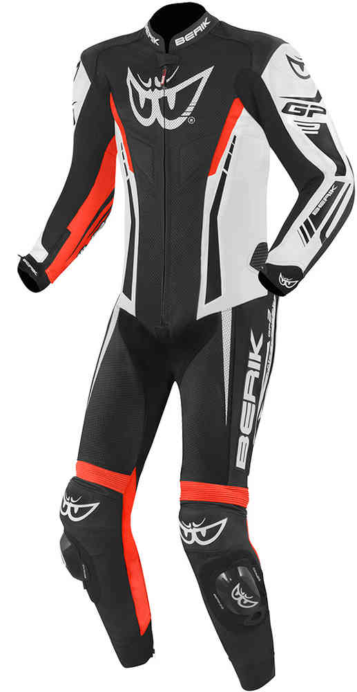 Berik Monza One Piece Motorcycle Leather Suit