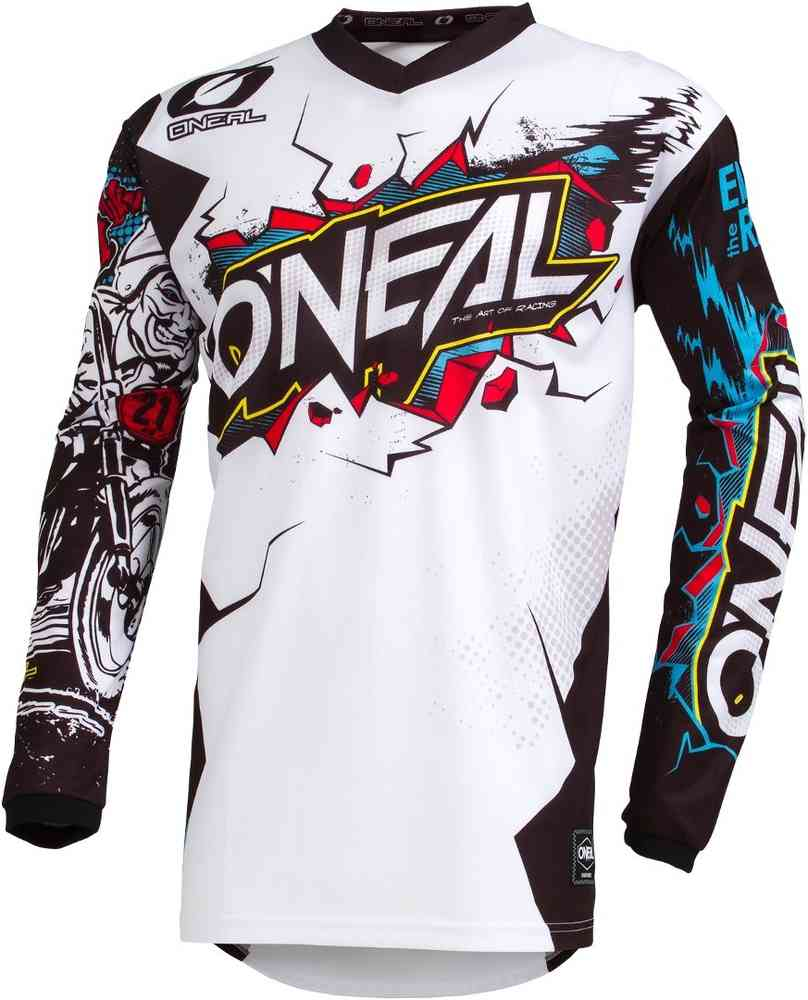 youth motocross jersey