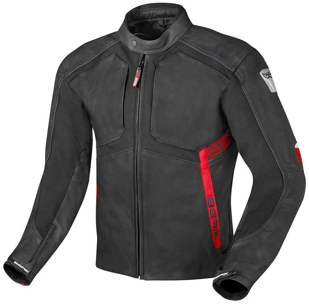 sports shoes 3e826 f0c37 Berik Flexius Motorrad Lederjacke