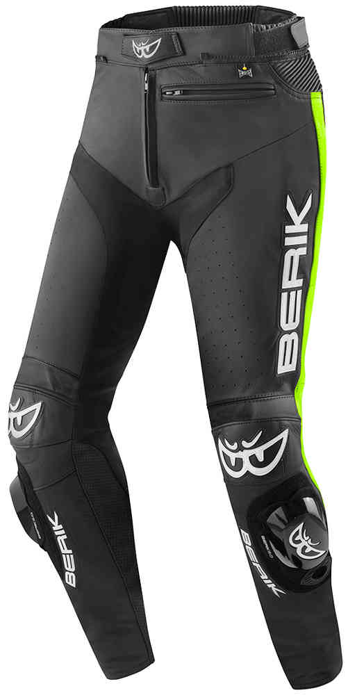 Berik Track Motorcycle Leather Pants