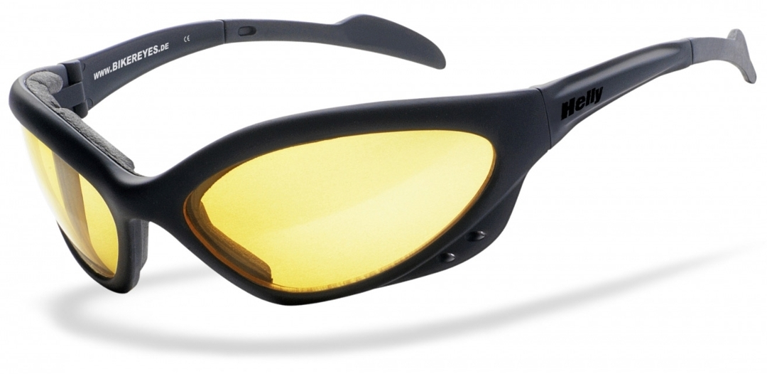 Helly Bikereyes Speed King 2 Sonnenbrille, gelb, gelb