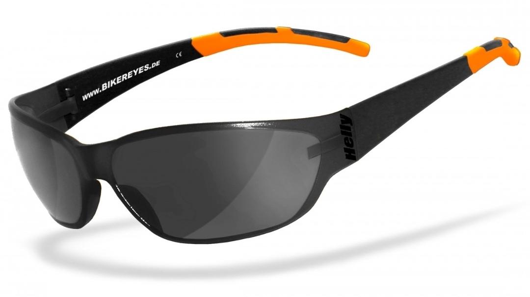 Helly Bikereyes Airshade Sonnenbrille, schwarz, schwarz RC Modellbau