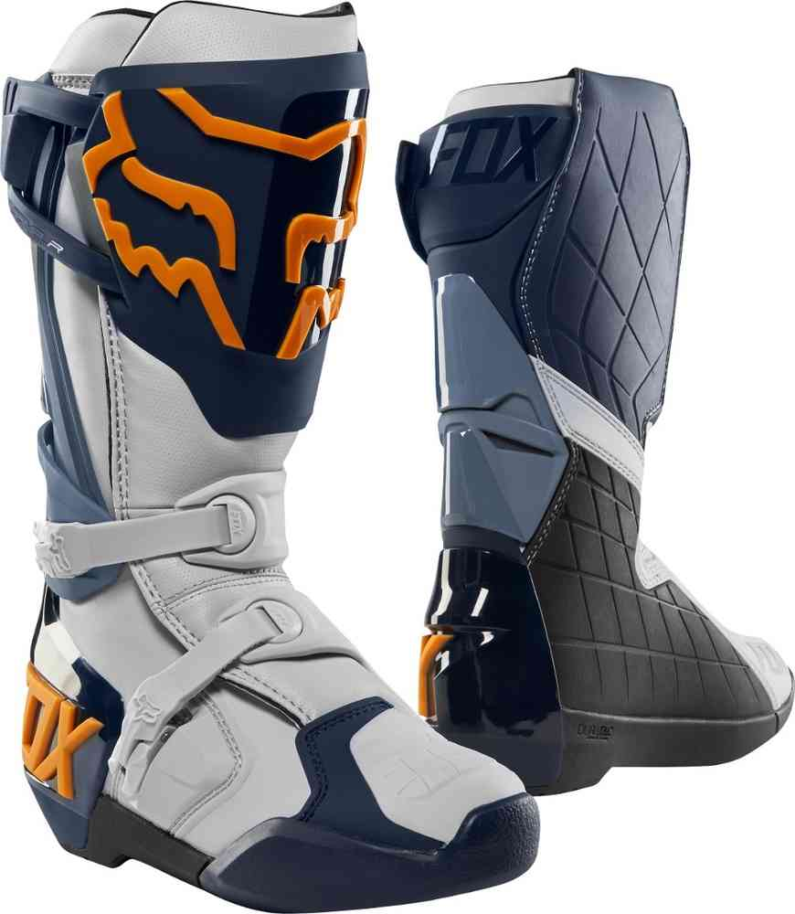 Fox Racing Comp Womens Off-Road Motorcycle Boots 8 Black