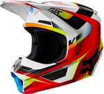 FOX V1 Motif Motocross Helm