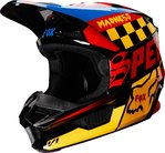 FOX V1 CZAR Motocross Helm