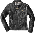 Black-Cafe London Milano 2.0 Motorrad Lederjacke
