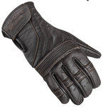 Black-Cafe London Vintage Motorcycle Gloves