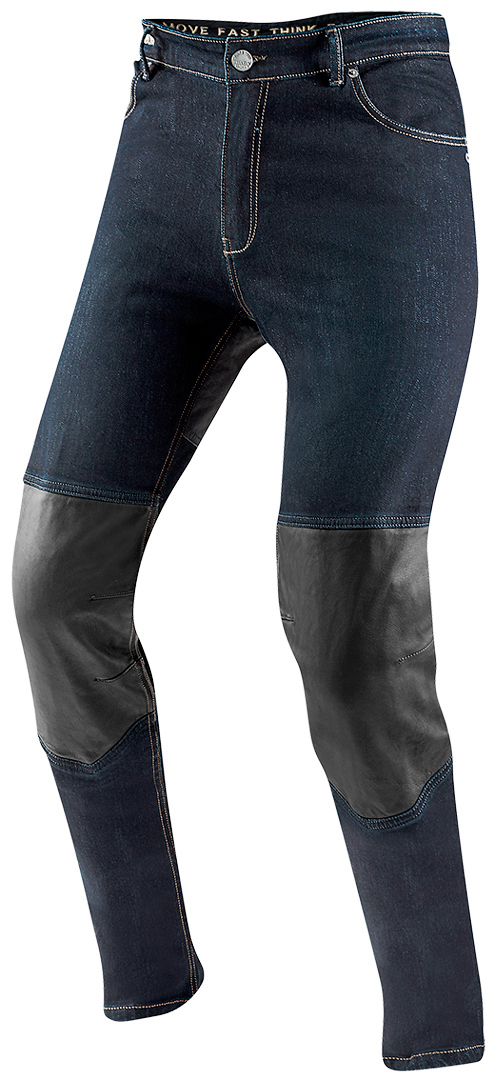 Textil Black-Cafe London Bika Motorrad Jeans Blau 30