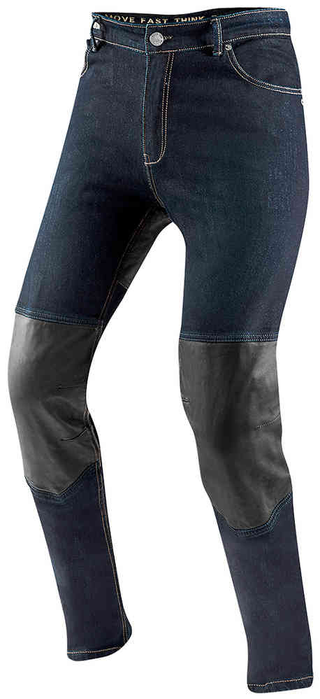 Black-Cafe London Bika Motorcycle Jeans