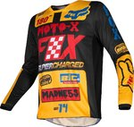 FOX 180 CZAR Motocross Kinder Jersey