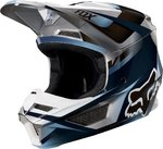 FOX V1 Motif Motocross helma Youth