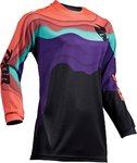 Thor Pulse Depths S9W Blk Coral Damen Jersey
