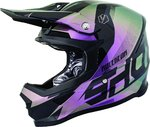 Shot Furious Ultimate Chameleon Motocross hjelm