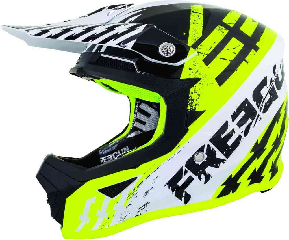 Freegun XP4 Outlaw Kinder Motocross Helm