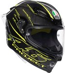 AGV Pista GP R Project 46 3.0 Carbon Helm