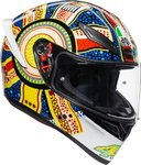 AGV K-1 Dreamtime Casque