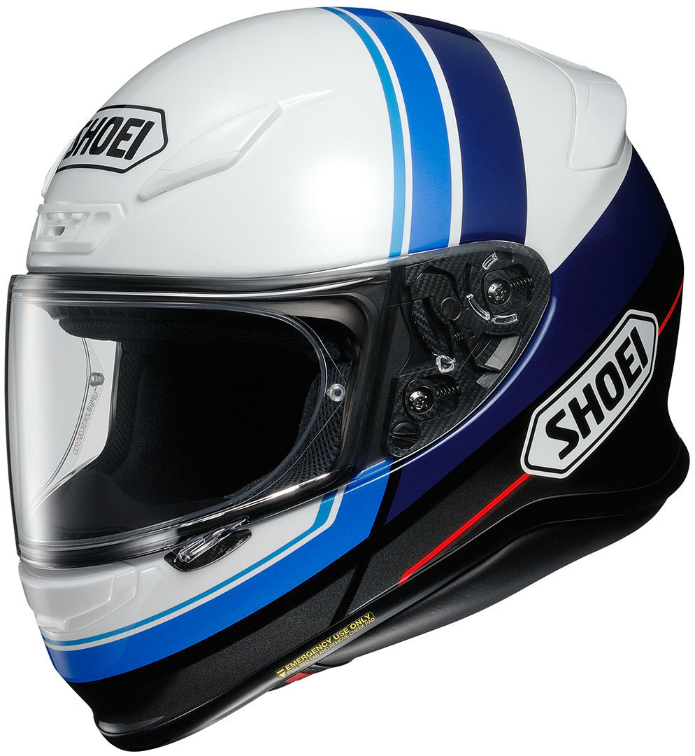 Shoei NXR Philosopher Helm 11 12 145 4