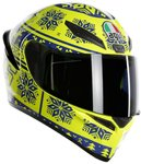 AGV K-1 Winter Test 2015 Casc