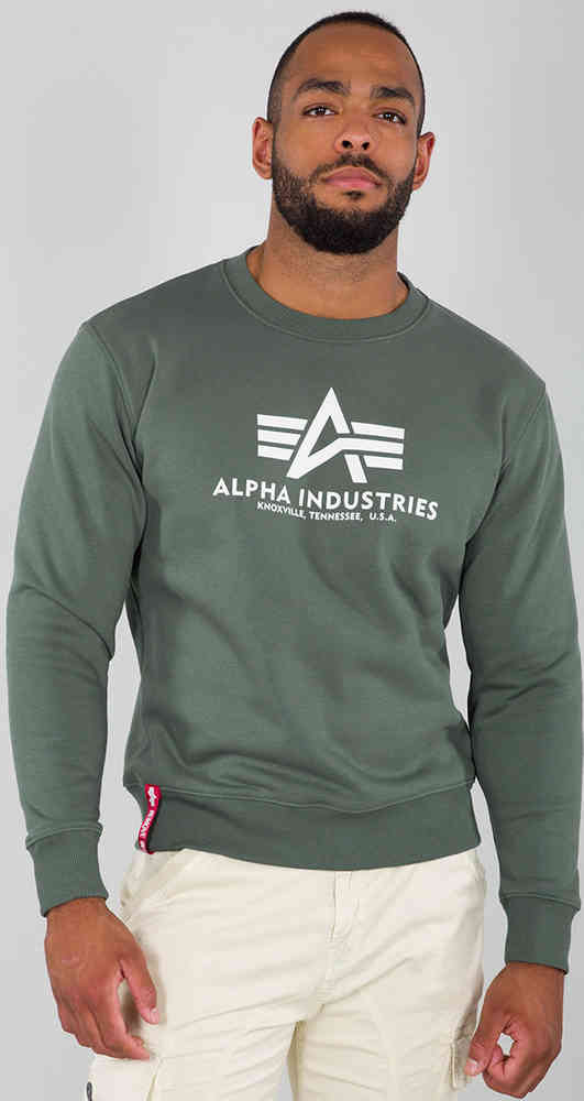 Alpha Industries Basic Sudadera