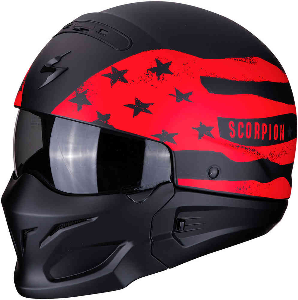 Scorpion Exo Combat Rookie Helmet Buy Cheap Fc Moto