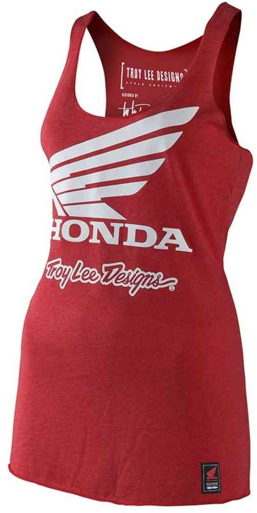 Troy Lee Designs Women/'s Honda Wing Tank Top