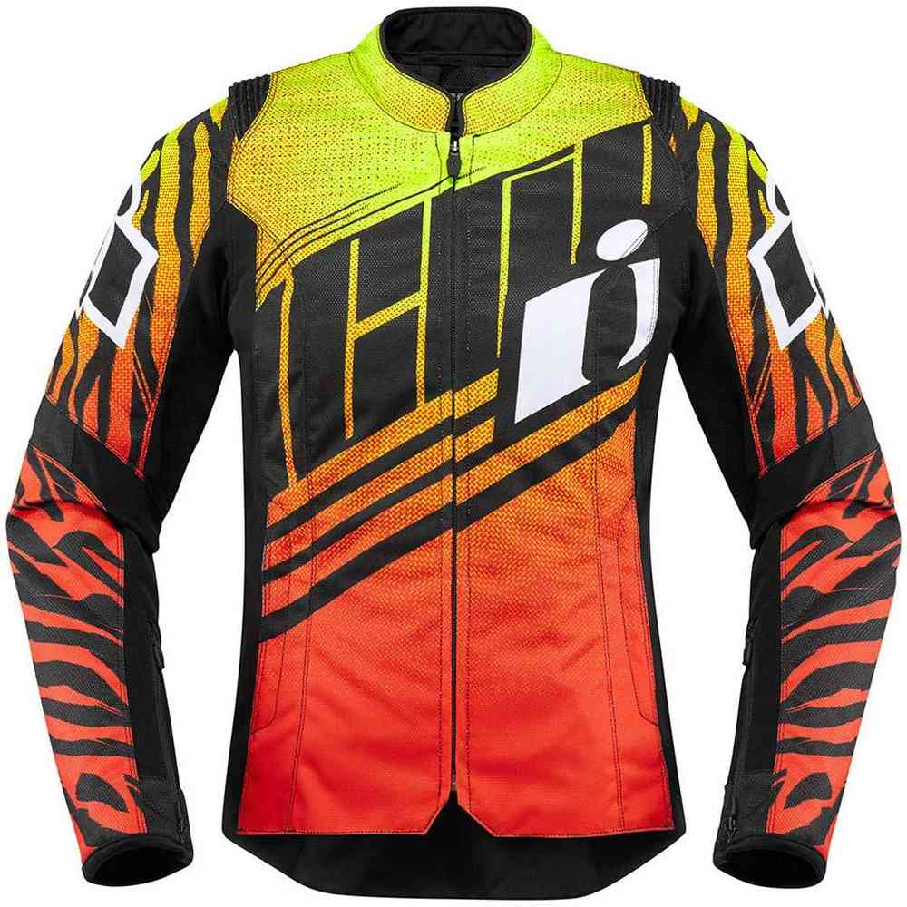 Icon Overlord SB2 Wild Child Damen Motorradjacke