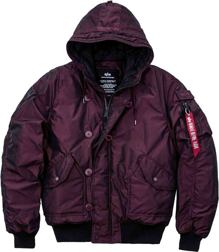 Alpha jacke hunter