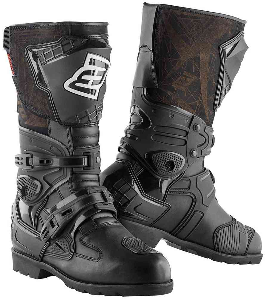Bogotto Montevideo Waterproof Motorcycle Boots