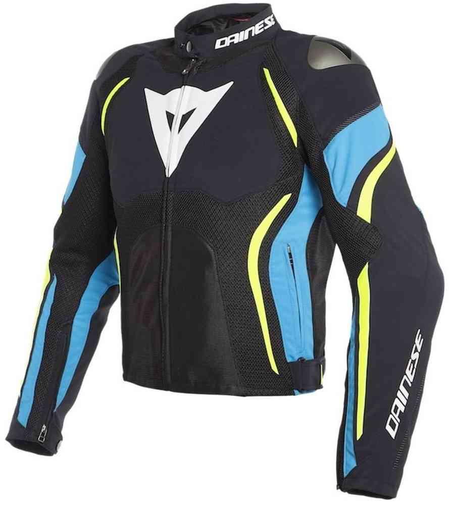 8ac67cf9 Dainese Estrema Air Tex Motorsykkel tekstil jakke - beste priser ...