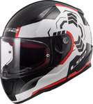 LS2 FF353 Rapid Ghost Helm
