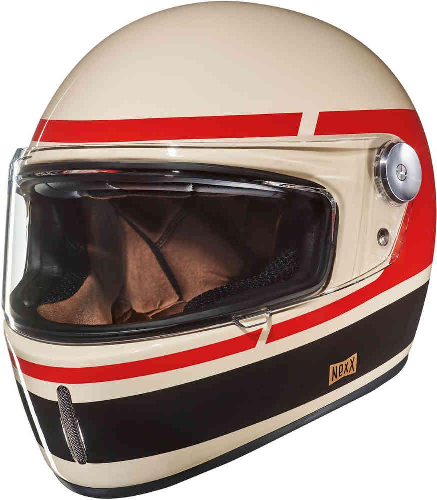 NEW DOT DK-110 Full Face Motorcycle Helmets Black S//M//L//XL//XXL