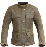 Merlin Buxton Ladies Motorcycle Waxed Jacket