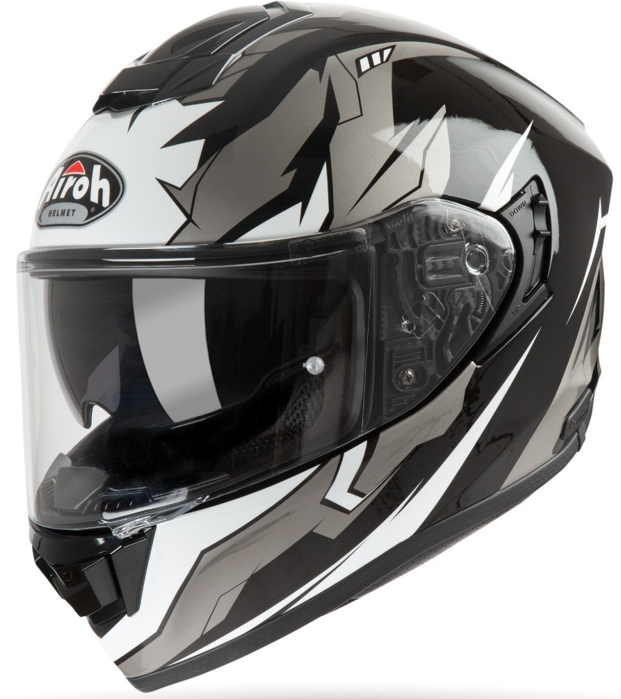 Airoh ST 501 Bionic Helm Weiss XS
